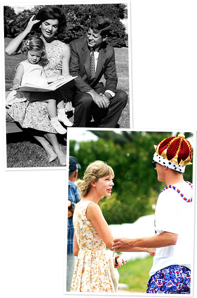 Taylor Swift Jackie Kennedy