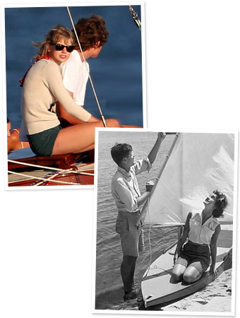Taylor Swift, Jackie Kennedy