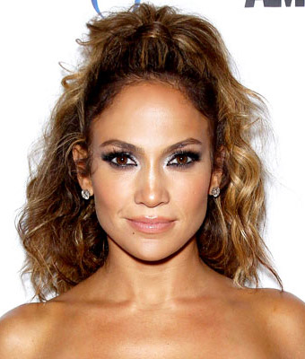 Jennifer Lopez Eye Makeup