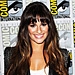 This Week's Top Try-On: Lea Michele's Brunet Layers