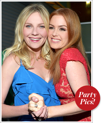 Kirsten Dunst, Isla Fisher
