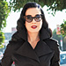 Dita Von Teese's Vintage-Inspired Collection: Available Now