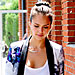 Found It! Jessica Alba's Floral Blazer