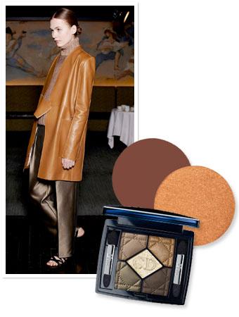 caramel makeup