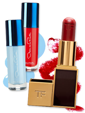 Tom Ford - Oscar de la Renta - Beauty