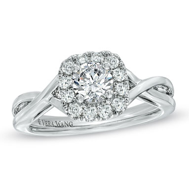 vera wang, engagement ring