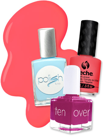 New Nail Polish Brands
