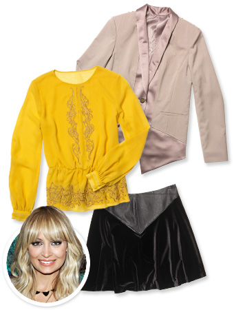 images Fashion News : Nicole Richie to Launch Contemporary Line modern collection