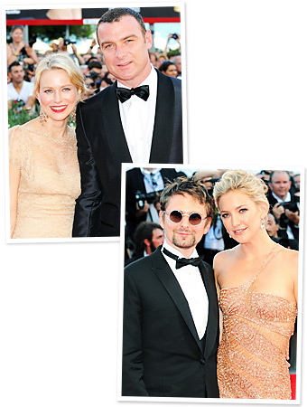 Naomi Watts Liev Schreiber Kate Hudson Matt Bellamy Venice