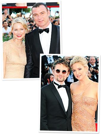 Naomi Watts Liev Schreiber Kate Hudson Matt Bellamy Venice