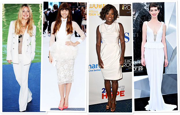 Kate Hudson, Jessica Biel, Viola Davis, Anne Hathaway