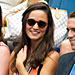 The Stars Fill the Stands at the US Open