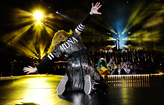Madonna MDNA Tour