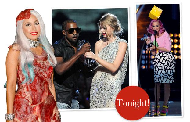 MTV VMAs 2012