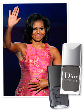 Michelle Obama Nails