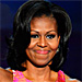 Democratic National Convention 2012: Michelle Obama's Gray Manicure