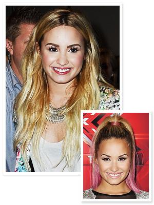 Demi Lovato Hair