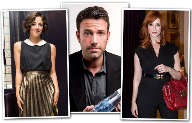 Olivia Thirlby, Ben Affleck