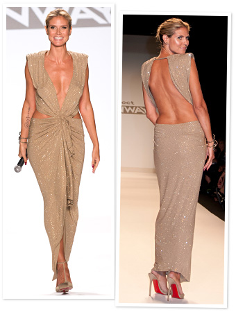 NewYorkFashionWeekHeidiKlum