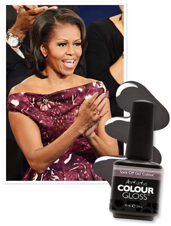 Michelle Obama Nails