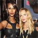 Iman Loves Her Rachel Zoe Heels—Even With a Broken Foot!