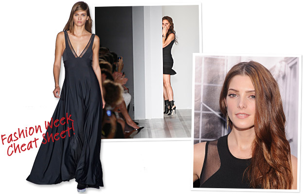 NewYorkFashionWeekAshleyGreene