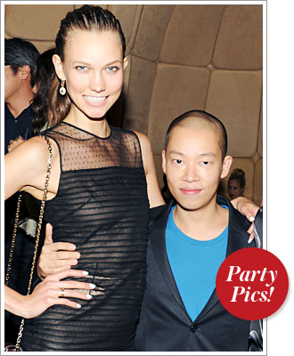 Karlie Kloss, Jason Wu