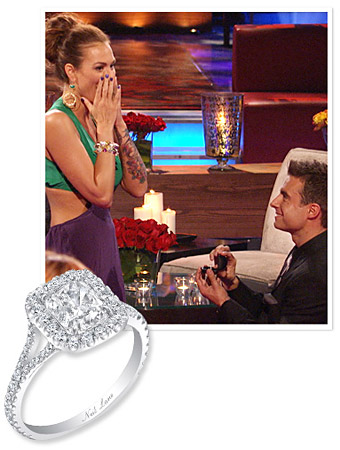 Bachelor Pad engagement ring
