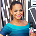 "The Voice Season 3: Christina Milian's ""Tight and Sexy"" Herve Leger Dress"