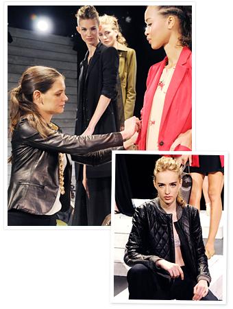Holmes & Yang New York Fashion Week
