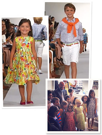 ODLR Children New York Fashion Week