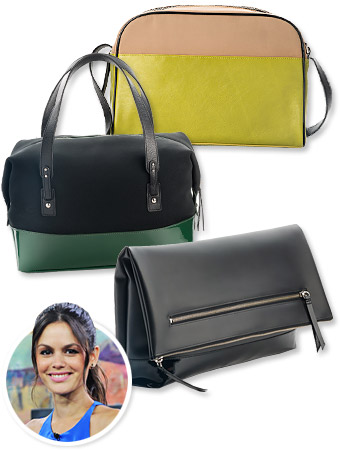 Rachel Bilson ShoeMint bags
