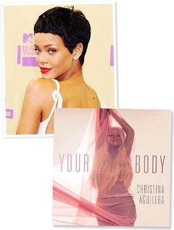 Rihanna, Christina Aguilera