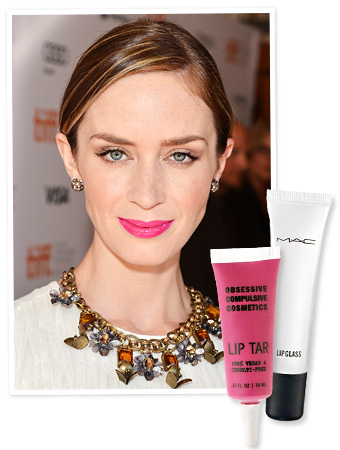 Emily Blunt Lipstick