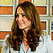 Kate Middleton Gives First Foreign Speech
