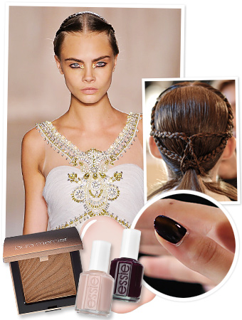 Marchesa Runway Beauty