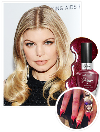 Fergie Nail Polish