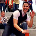 Glee Returns! Rachel Gets a New Wardrobe and Blaine Sings