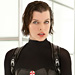 Resident Evil: Retribution: Milla Jovovich Costume Preview