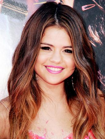 Selena Gomez Ombre