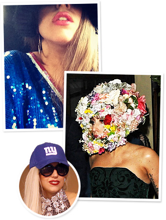Lady Gaga Football