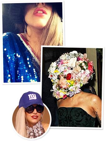 Lady Gaga Football