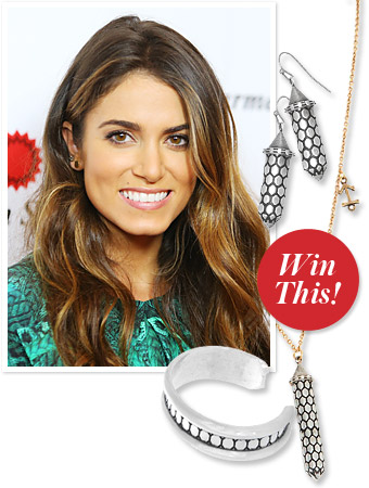 Nikki Reed Giveaway