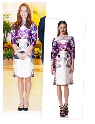 Kate Middleton Prabal Gurung