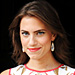 Found It! Allison Williams' Coral Lipstick