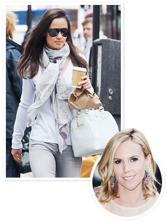 Pippa Middleton, Tory Burch