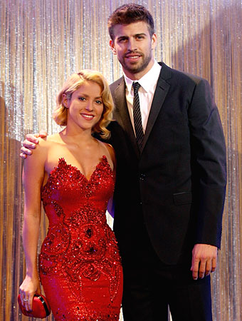 Shakira birth