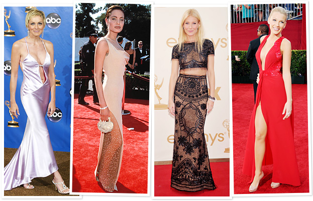 Emmys Sexy Dresses
