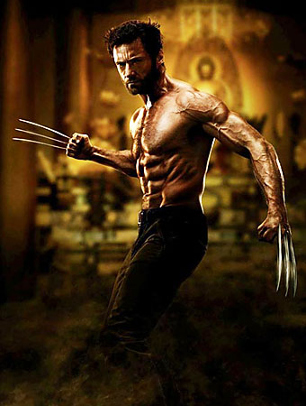 Hugh Jackman Wolverine 