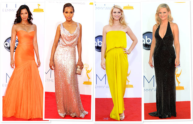 Padma Lakshmi, Kerry Washington, Claire Danes, Amy Poehler